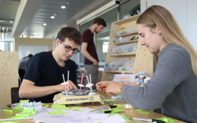Prototyping Workshop with UPL Tutors
