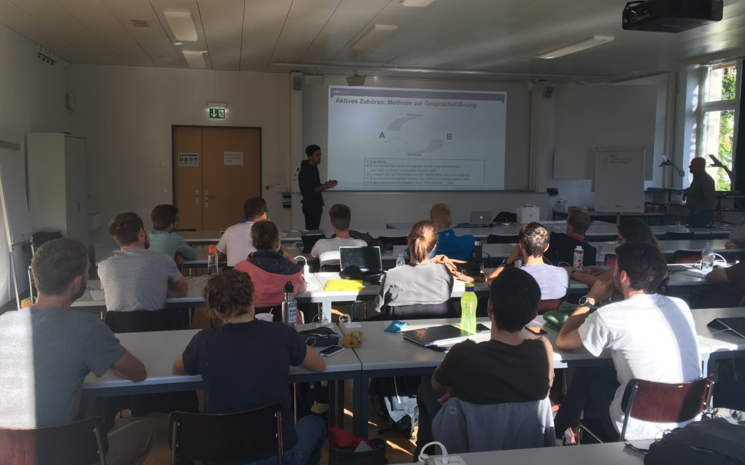 Coaching Students Lectures with LET (HS 19)