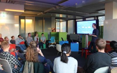 Evening Workshop on Design Thinking with Matthias