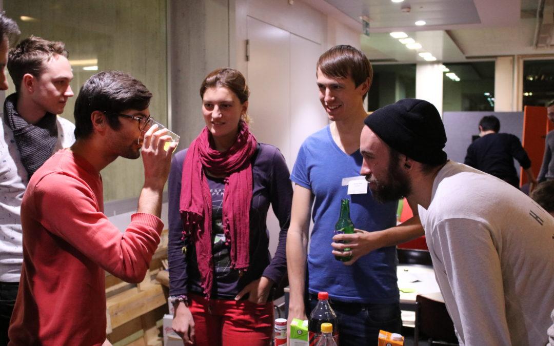 Evening Workshop on Teamwork