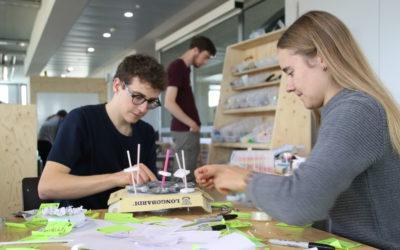 Prototyping Workshop with UPL Tutors