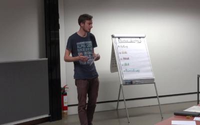 Workshop at Rhetorikforum