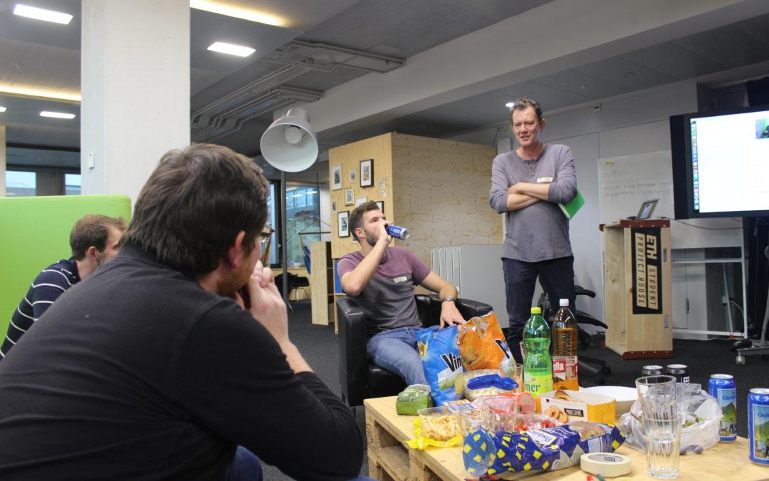 Coaching Exchange with Christoph Lindiger