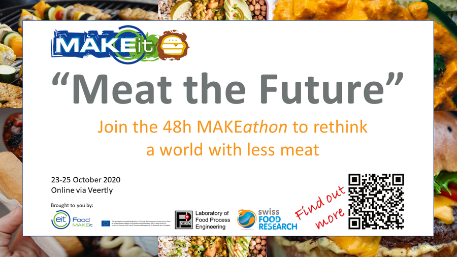 MAKEathon with Swiss Food Research